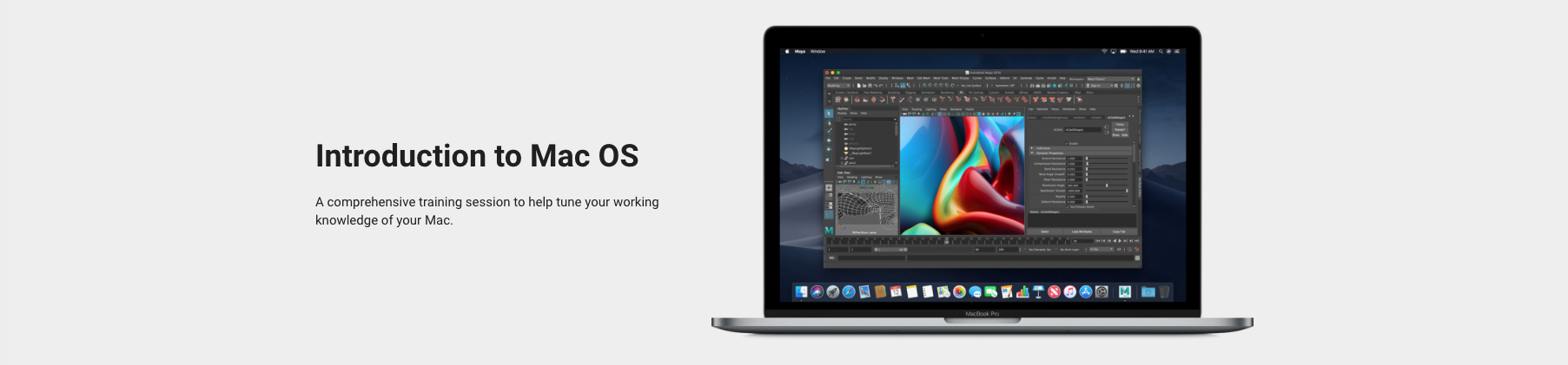 Introduction to macOS